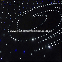 sky star ceiling light wedding stage decoration