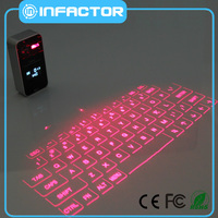 bluetooth laser keyboad