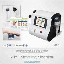 Ultrasonic Tripolar Rf Vacuum Slimming Machine Liposuction Laser Cavitation For Cellulite Reduction Beauty Equipment