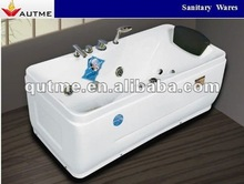 Air Bubble Whirlpool Massage Bathtub with Massage Jets