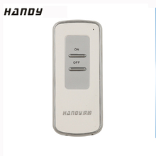 hot sale long distance wireless remote control light switch for the exhibition hall