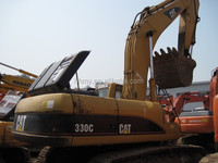 Used Construction Equipment For Africa 330C Excavator / Used 330C 336D 340D 345C 345D 349D Digger