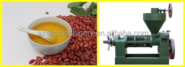 Hot sale cold pressed peanut oil squeezing machine
