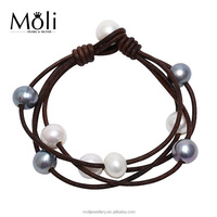 Mix Color Natural Style Freshwater Pearl