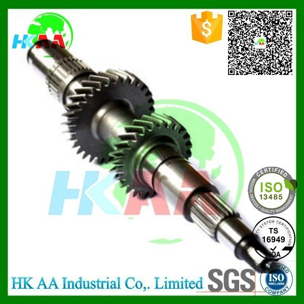5-axis cnc precision turning milling stainless steel machine shaft and industrial machinery shaft