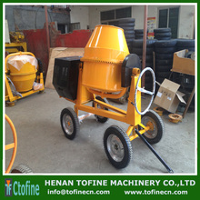 CM350 Mobile portable second hand concrete mixers for sale