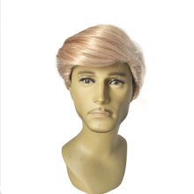 wholesale synthetic short male Donald trump president men wig