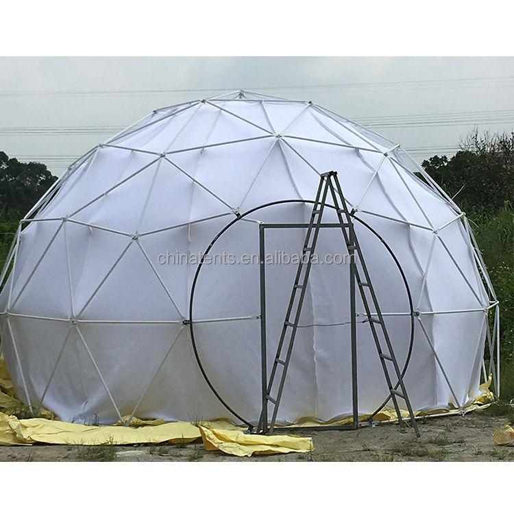 Arch Dome Roof Tent UAE / Dome Shape House