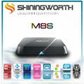 amlogic S812 2g 8g quad core M8S Android smart tv box
