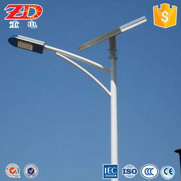 Hot Sale 6m Pole LED Solar Street Light For Outdoor,Factory Direct