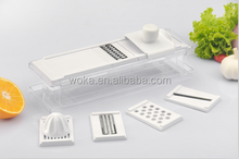 Vegetable Grater with Container multi-function plastic vegetable grater