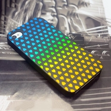 Newest classical 3d hard pc phone case for iphone5