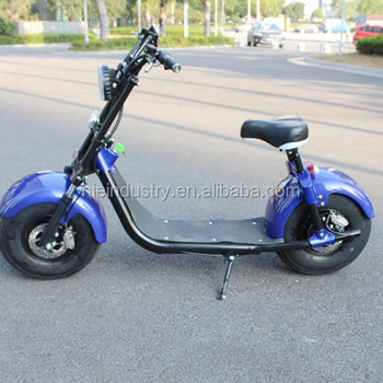 2017 car wheels citycoco 2000W 72V electric scootermotorcycle