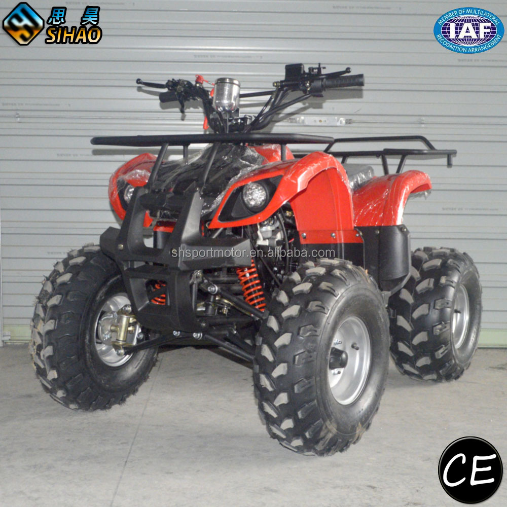 SHATV-006 new bull 110cc cheap atv quads and cars with CE,ISO9100