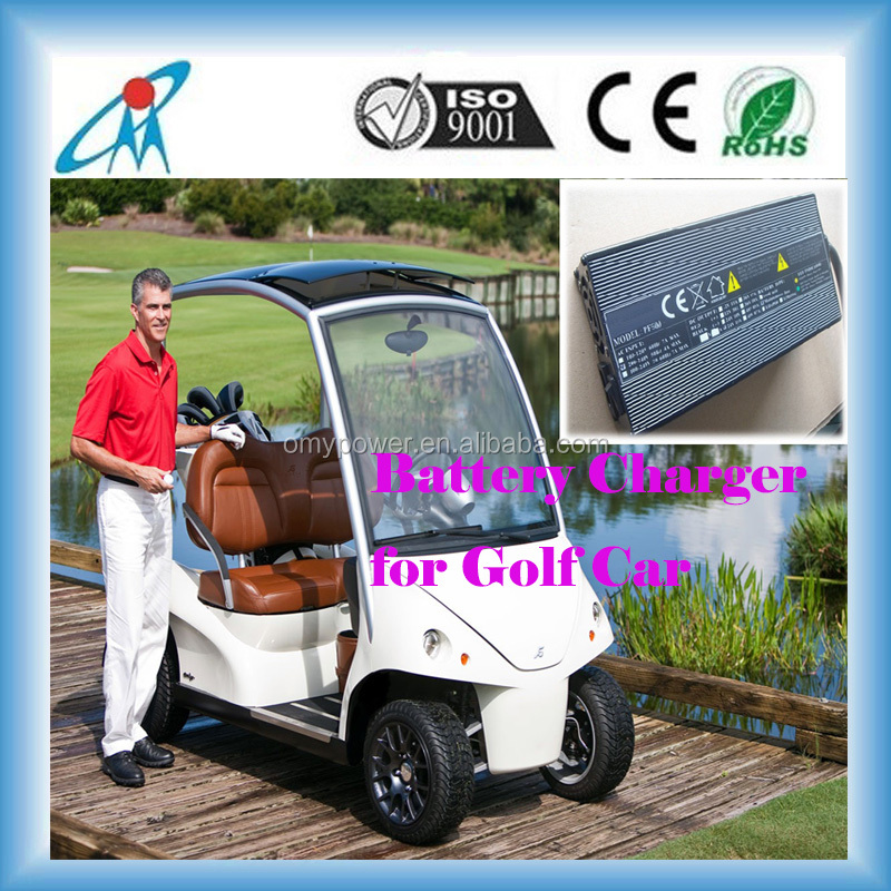 AC to DC converter 20A 2500W AC to DC golf cart Electrical Vehicle (EV) car portable Battery Charger