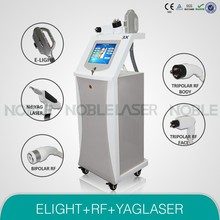 Multifunctional beauty machine for skin rejuvenation and tattoo removal