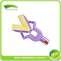 small hand presses sponge replacement mop head