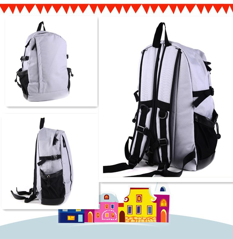 Customized basketball school backpack for boys