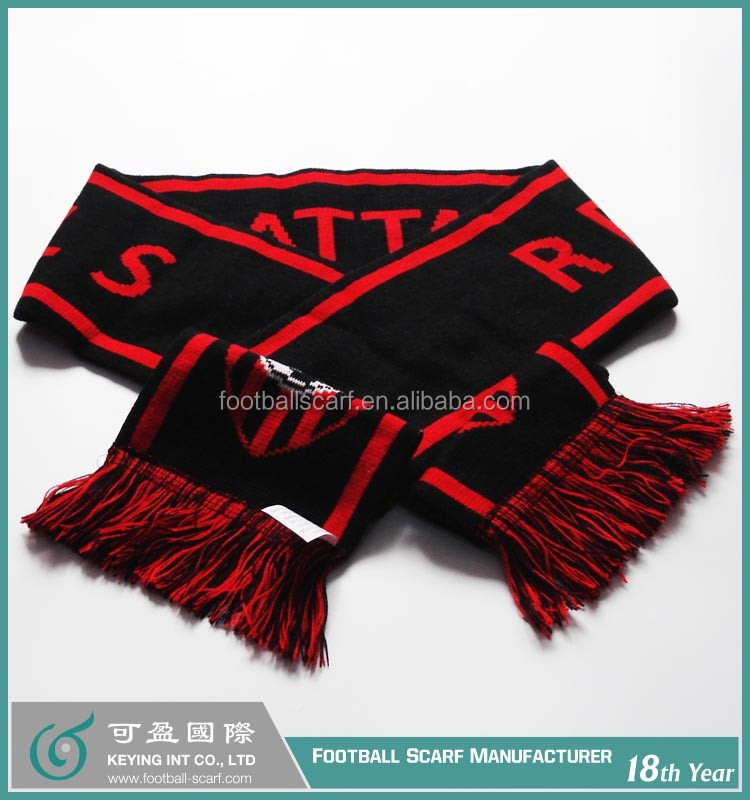 Customized Handball Club Scarf for United States Market