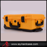 wheeled 1450 plastic hard case for carmeras