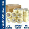 Bopp Adhensive Packing Tape