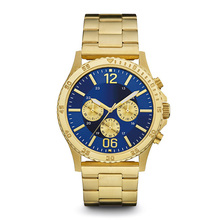 Charming chronograph watch for men with high quality