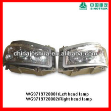 old international truck parts L and R Headlamp assembly