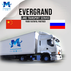 Competitive Land Road Freight Shipping from China to Vladivostok