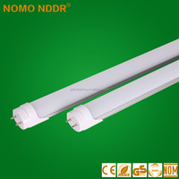 China jinhua factory price T8 seperated 18w LED tube light 120cm