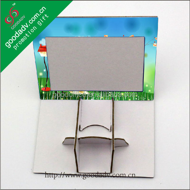OEM design paper photo frame insert/fuzzy photo frame/paper photo frame
