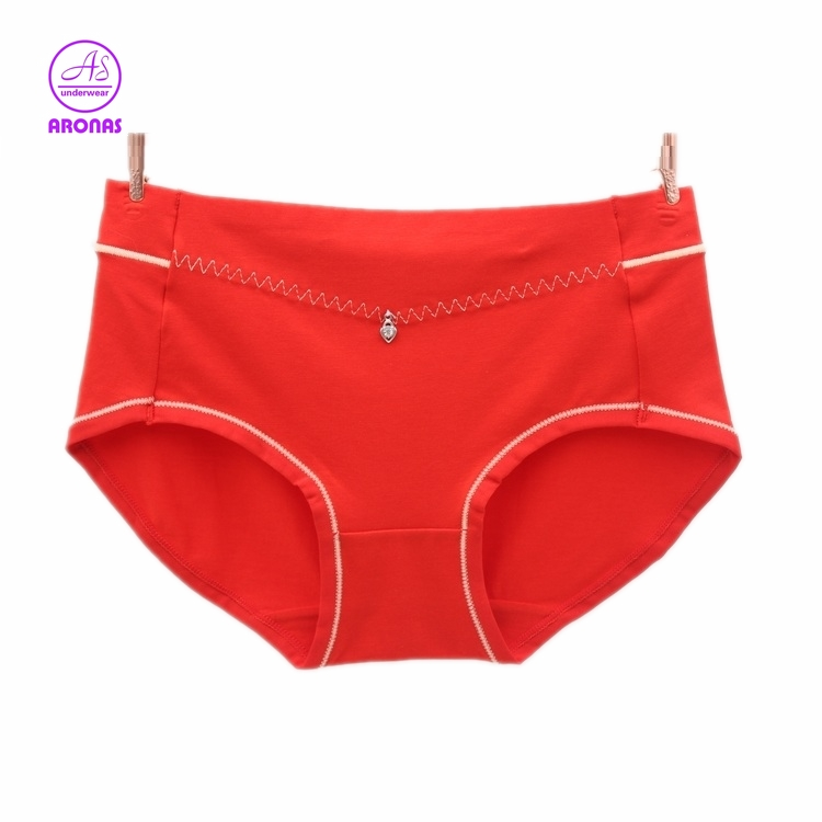 Wholesale high quality Cotton Women Underwear girls Ladies Knickers