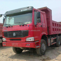 Good Quality 25 Ton Second Hand HOWO Dump Truck