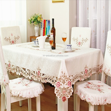 Wholesale for home decoration silicone table cover