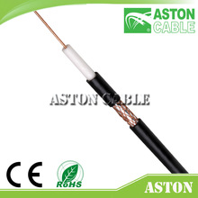ASTON Hotsale CCTV RG59 Coaxial Cable RG6 cable with 2 core power cable 4 core power wire