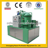 Magnetic field purification with decolorization technology used oil recycling companies