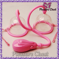 vibrating breast massager for lady breast enlarge pump