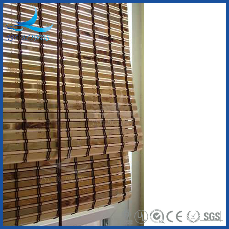 Indoor Bamboo Roll Up Blinds