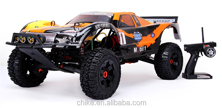 1/5 Scale 26cc gas RC baja truck 5T rc car with 2.4G transmitter RTR