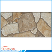 Villa Ceramic Tile 200x400 Outdoor Stone Wall Decoration