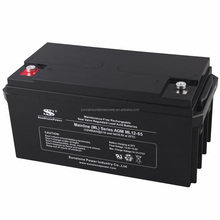 Sunstone Original Manufacturing Maintenance Free UPS Battery 12v 65ah , High Quality Sealed Lead Acid AGM Solar Battery