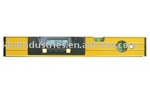Electronic digital spirit level
