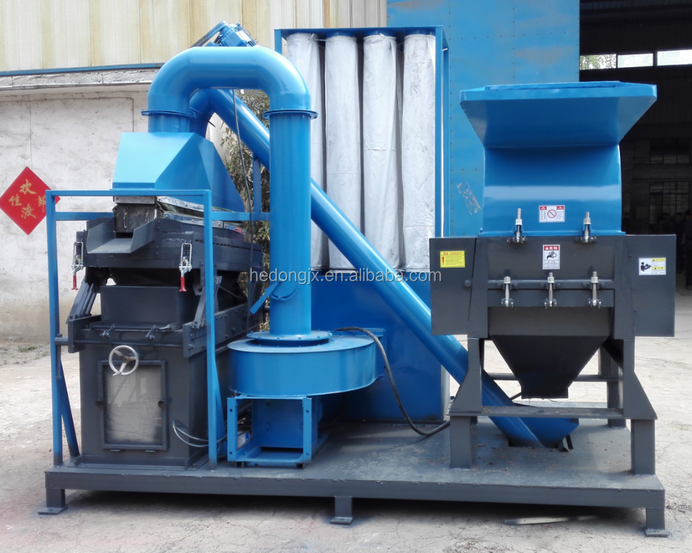 CE Approved scrap copper cable wire recycling machine with factory price