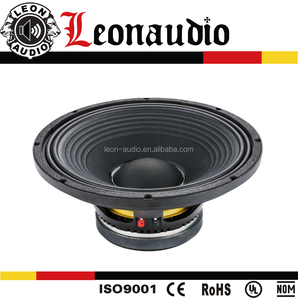 high power loudspeaker PA speaker 15 inch woofer for pro speaker