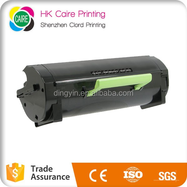 factroy price toner cartridge for Lexmark MS310 MS410 MS510 MS610 with chemical powder