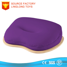 Lycra Eps Beads Soft Tablet Tray Throw Pillow 3 In 1 Portable Laptop Desk Bed Cushion Purple Lap Laptop Table Pillow