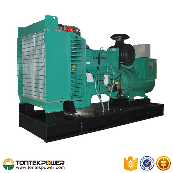 6 Cylinder High rpm Industrial Diesel Genset with Electronic Governor