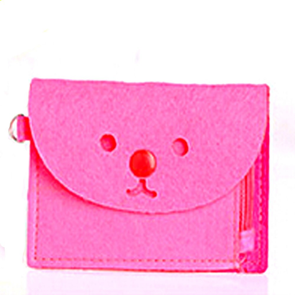 2015 Hot New Products Felt Korea ATM Card Cover
