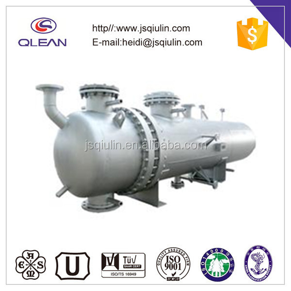ASME Customized Chemical Heat Exchanger Pressure Vessel