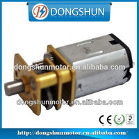 DS-12SSN20 12v motor with gear box for remote-cantrol vehicle