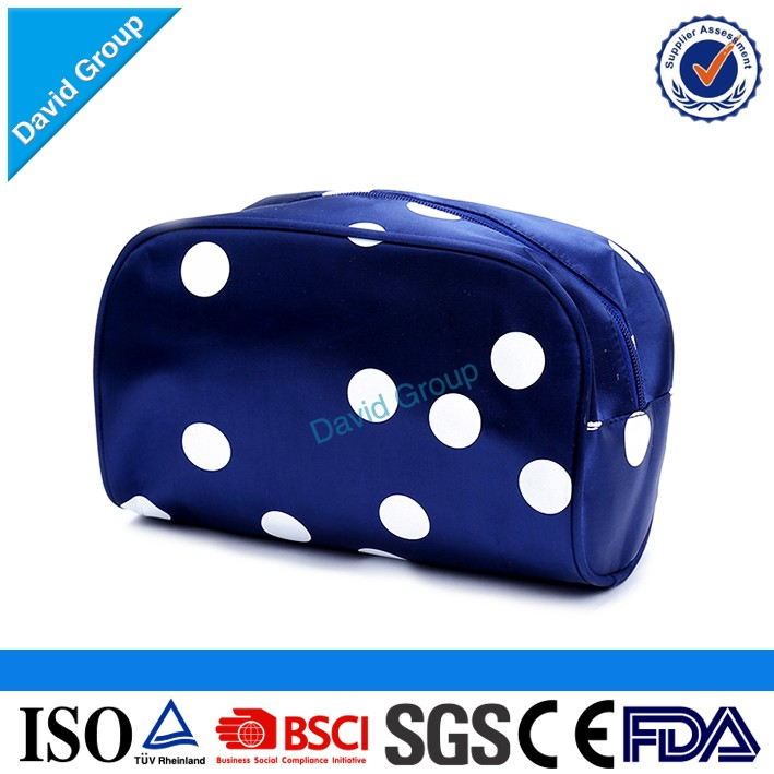 Custom Mini fashion pvc cosmetic bag Trendy Women Simple Makeup Bag